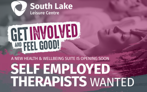 Self Employed Therapists Wanted