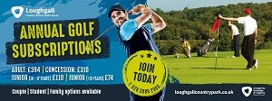 Annual Golf Subscriptions @ Loughgall Country Park & Golf Course
