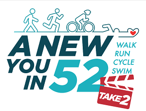 A new you in 52 x 2 logo